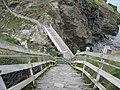 Tintagel Castle, Cornwall (461279) (9456467183).jpg