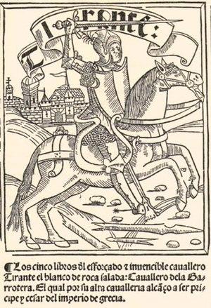 Martorell, Joanot (ca. 1414-1468)