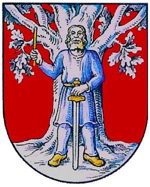 Tiste - Image: Tister Wappen