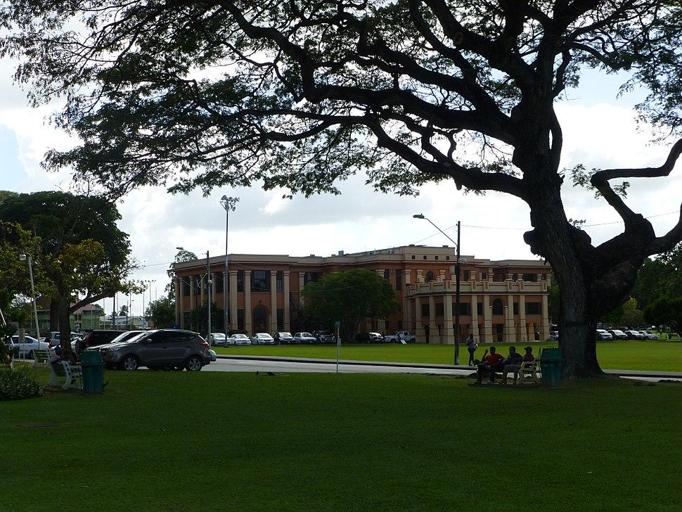 TnT St. Augustine UWI Campus