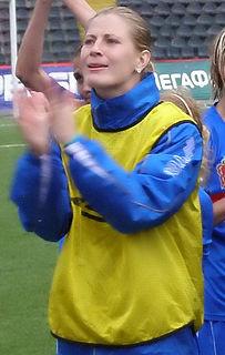 Elvira Todua Russian association football player