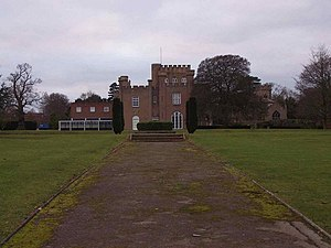 St Hugh's College, Tollerton
