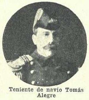 Casimiro Alegre - Tte. Tomás Alegre (1853-1911)