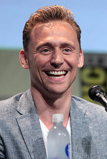Hiddleston juli 2015.