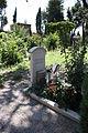 Tomba di Josif Brodsky - Cimitero di San Michele, Venezia, 15-Aug-2010. Foto Giovanni Dall'Orto - 01.jpg