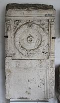 Tombstone of veteran Aquincum IMG 0840 no 59.jpg