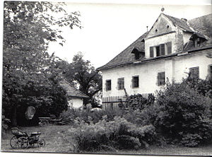 Friedrich Welwitsch -  Tonhof in Maria Saal, the birthplace of Welwitsch