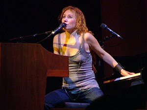Tori Amos discography - Performing at the Glastonbury festival in 2005