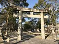 Torii of Enoki Shrine.jpg