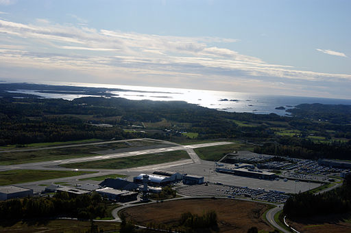 Torp Airport Sandefjord