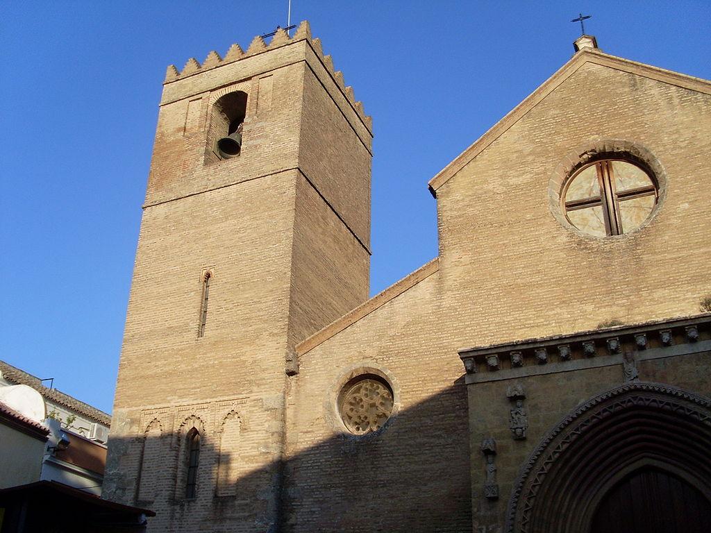 iglesia santa marina sevilla