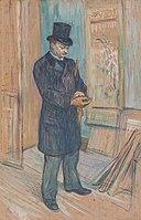 Toulouse-Lautrec - Portrait of Dr. Henri Bourges, 1891.jpg