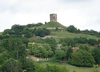 Albon, Drôme - Château d'Albon