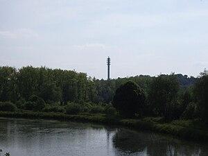 Battle of Abbeville - Image: Tour mont Caubert