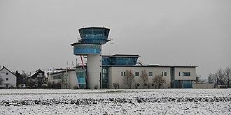 Stuttgart Airport - Control tower