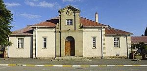 Trompsburg - Trompsburg town hall