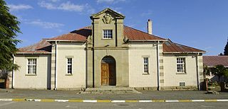 Trompsburg Place in Free State, South Africa