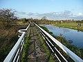 Towpath footbridge, Alrewas - geograph.org.uk - 1595436.jpg