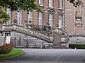 Trélon (Nord, Fr) château, escalier d'honneur.jpg