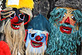 Traditional romanian folk masks. Bucharest, Roamnia, Southeastern Europe-3.jpg