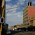 Traffic light in Johannesburg.jpg