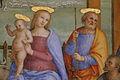 Trevi, Santuario di Madonna delle Lacrime - Cappella della Adorazione dei Magi 005.JPG