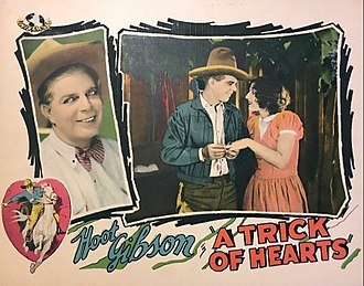 A Trick of Hearts - Lobby card