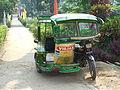 Tricycle in Buscada, Basey, Samar.JPG
