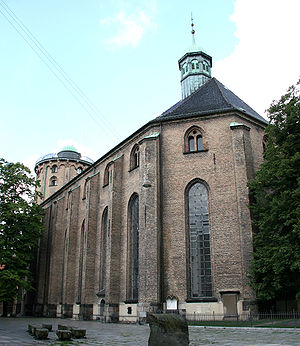 Trinitatis Church - Trinitatis Church