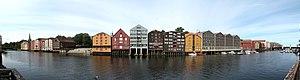 Trondheim Panorama 2006