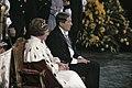 Troonswisseling 30 april inhuldiging in Nieuwe Kerk Koningin Beatrix en Prin, Bestanddeelnr 253-8194.jpg