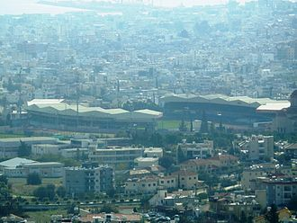 Tsirio Stadium - Image: Tsirion Stadium 01