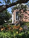 foto van Welgelegen, tuin en tuinmuur