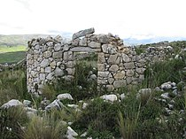 Tunanmarca Archaeological site - storehouse.jpg