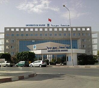 University of Sousse - Image: Tunisie Université de Sousse