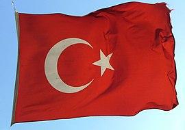 Bandiera della turchia wikipedia - Bandiere bianche a colori ...