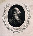 Tycho Brahe. Stipple engraving. Wellcome V0000747.jpg