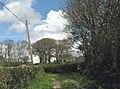 Tyddyn Valentine - a former farmhouse - geograph.org.uk - 798261.jpg