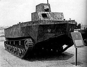 Type 4 Ka-Tsu - A Ka-Tsu on display