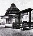 U-Bahn Berlin Hausvogteiplatz Eingangshäuschen 1908.jpg