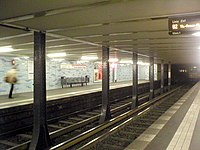 U-Bahn Berlin U2 Ernst-Reuter-Platz platforms.JPG