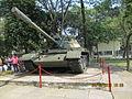 U.S.S.R Make 'T 54'Tank.JPG