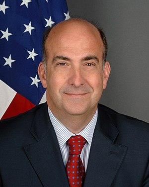 Kenneth H. Merten - Image: U.S. Ambassador to the Republic of Haiti Kenneth H. Merten
