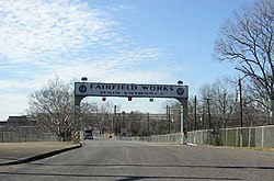 Hình nền trời của Fairfield