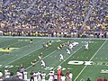 UMass vs. Michigan football 2012 10 (UMass on offense).jpg