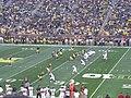 UMass vs. Michigan football 2012 10 (UMass on offense).jpg