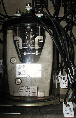 Pulse code cab signaling - Image: US&S Pulse Code Generator