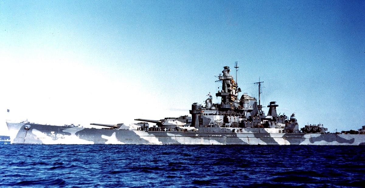 USS Alabama (BB-60) – Wikipedia