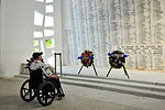 USS Arizona survivor visits memorial 130606-N-QG393-130.jpg