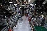 USS Bowfin - Engine Room (8326522643).jpg